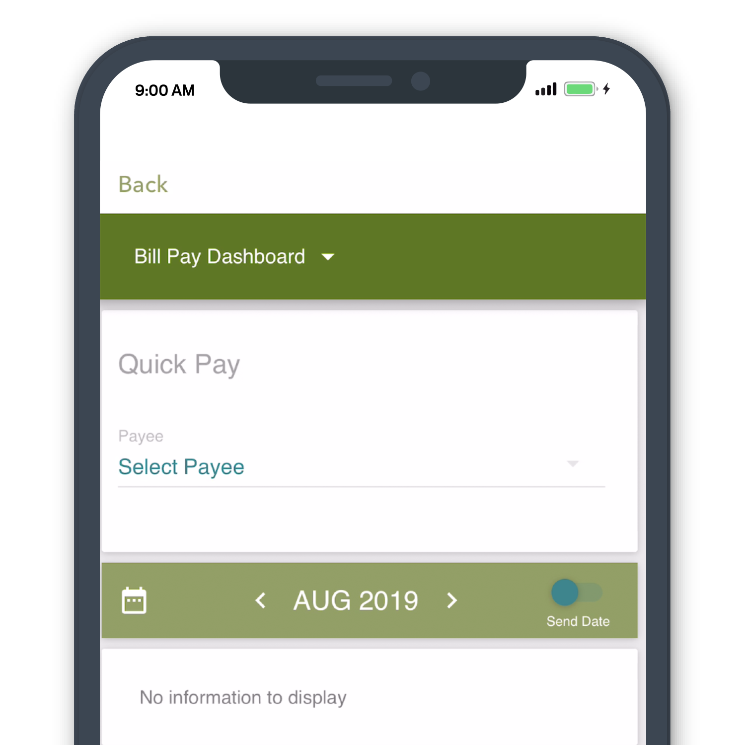 Mobile Bill Pay
