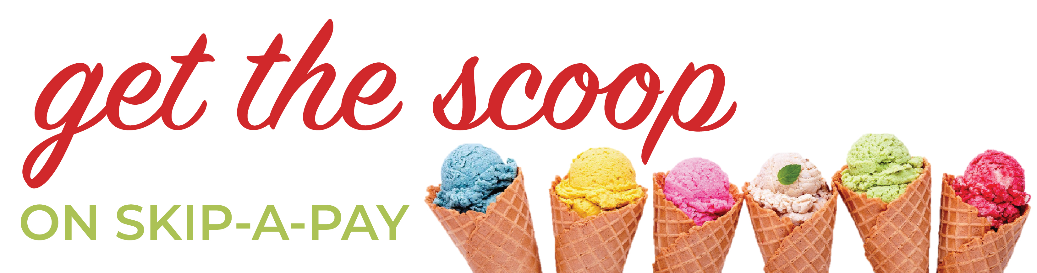 Get the scoop image